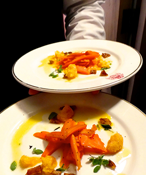 cambridge-food-tour-cambridge-college-supper-club-Anglian-carrots