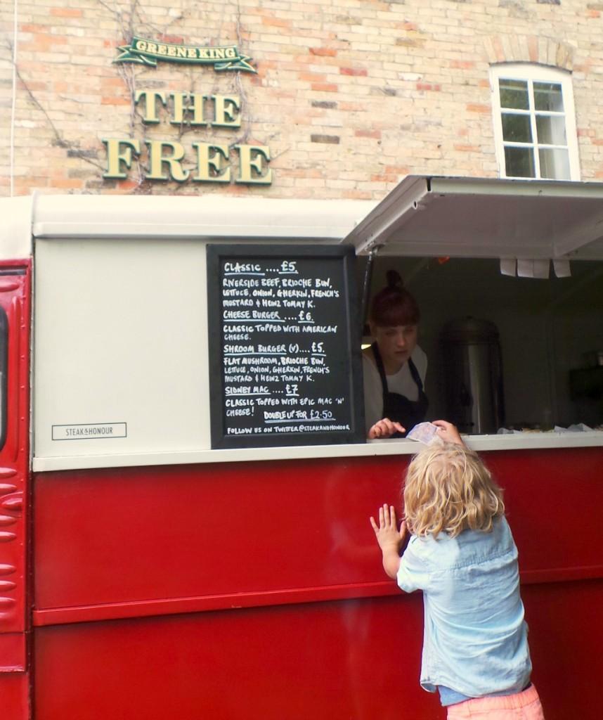 cambridge food tour free press burgers