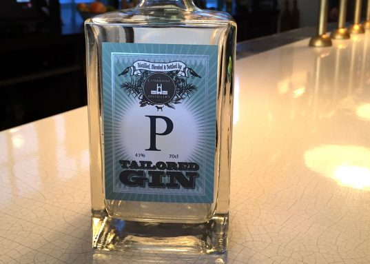 artisan food trail tailored gin