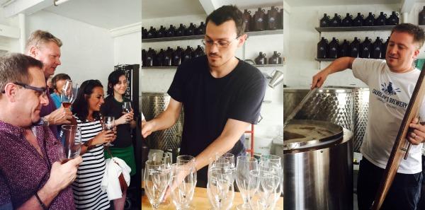 meet the brewer cambridge food tour