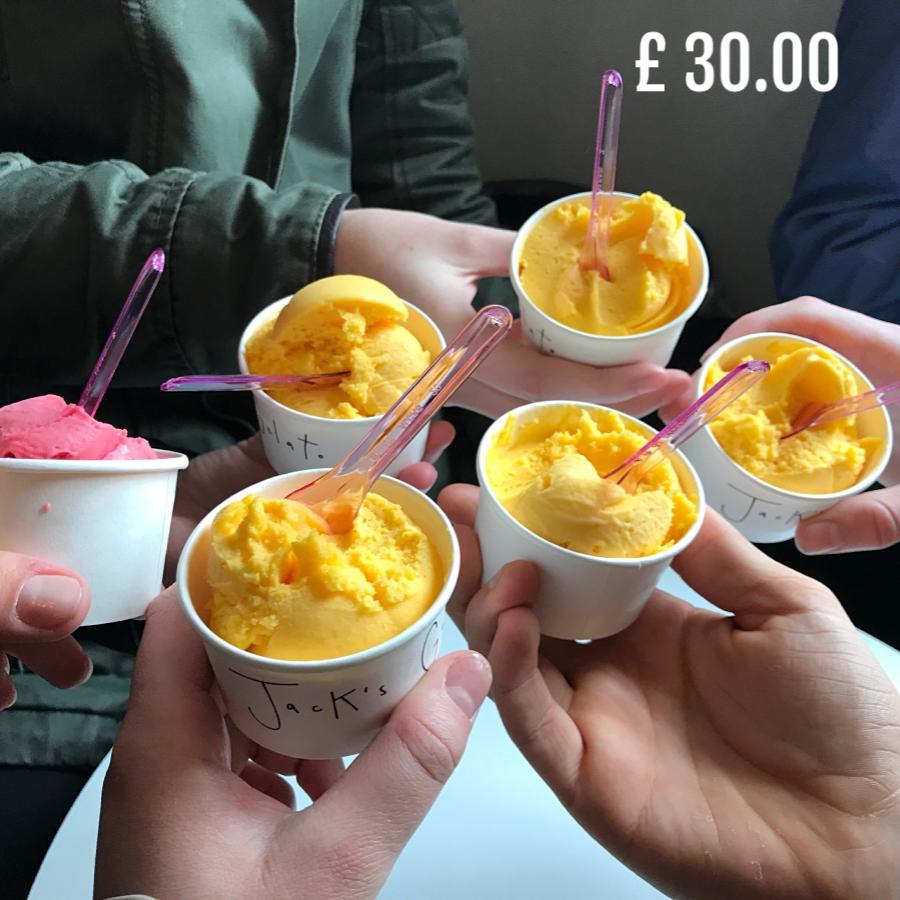 Cambridge Food Tour School tours