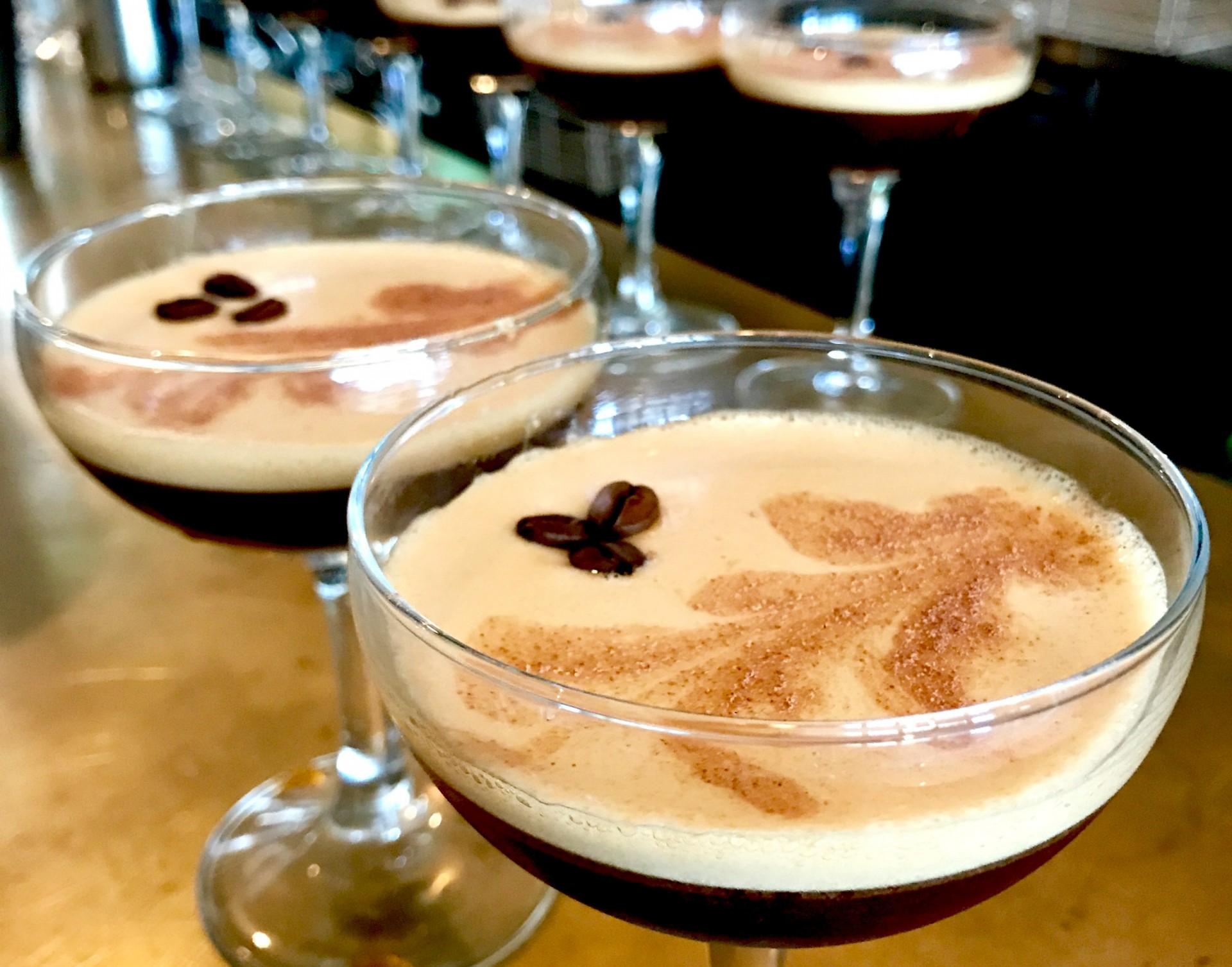 cambridge food tour martini
