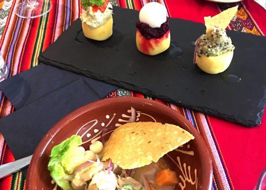 Cambridge Food Tour Feast