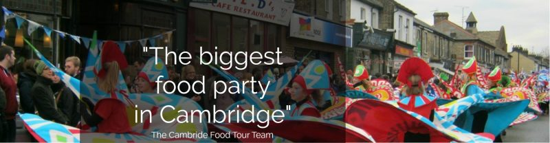 Cambridge Food Tour Mill Road Winter Fair banner jpeg