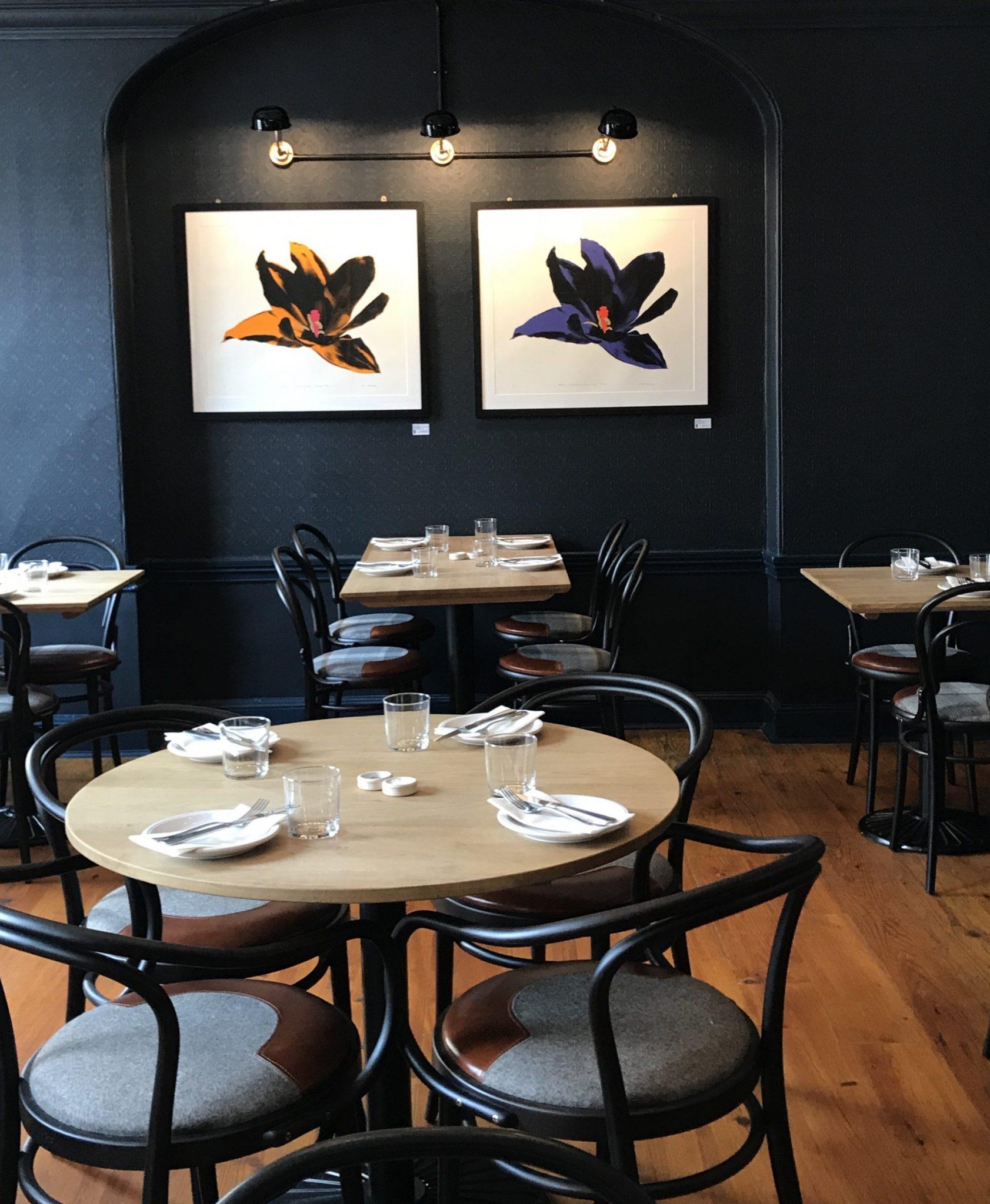Cambridge food tour pint shop launch restaurant
