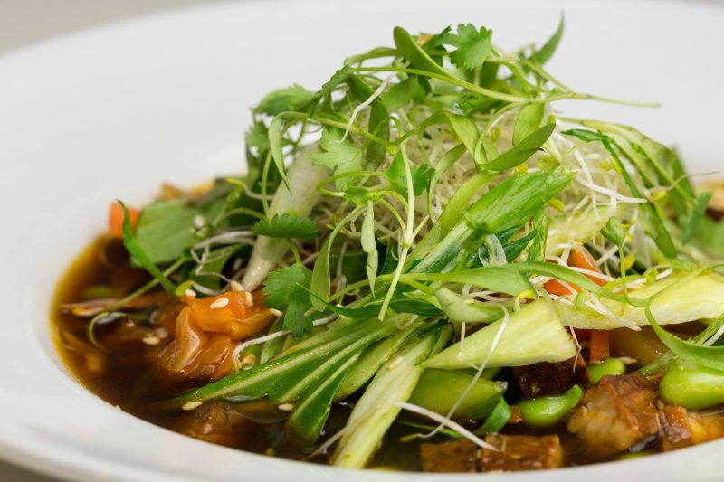 cambridge food tour vegan food