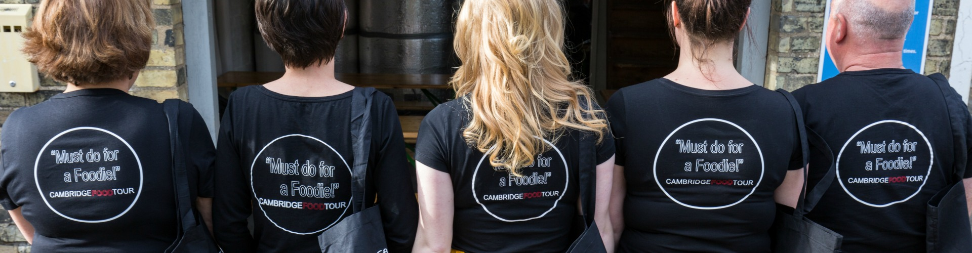 cambridge food tour team