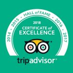 hall of fame tripadvisor 2014 to 2018
