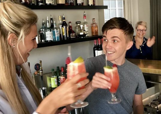 cambridge food tour cocktail masterclass