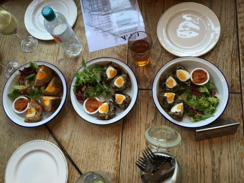 Cambridge Food Tour Free Press
