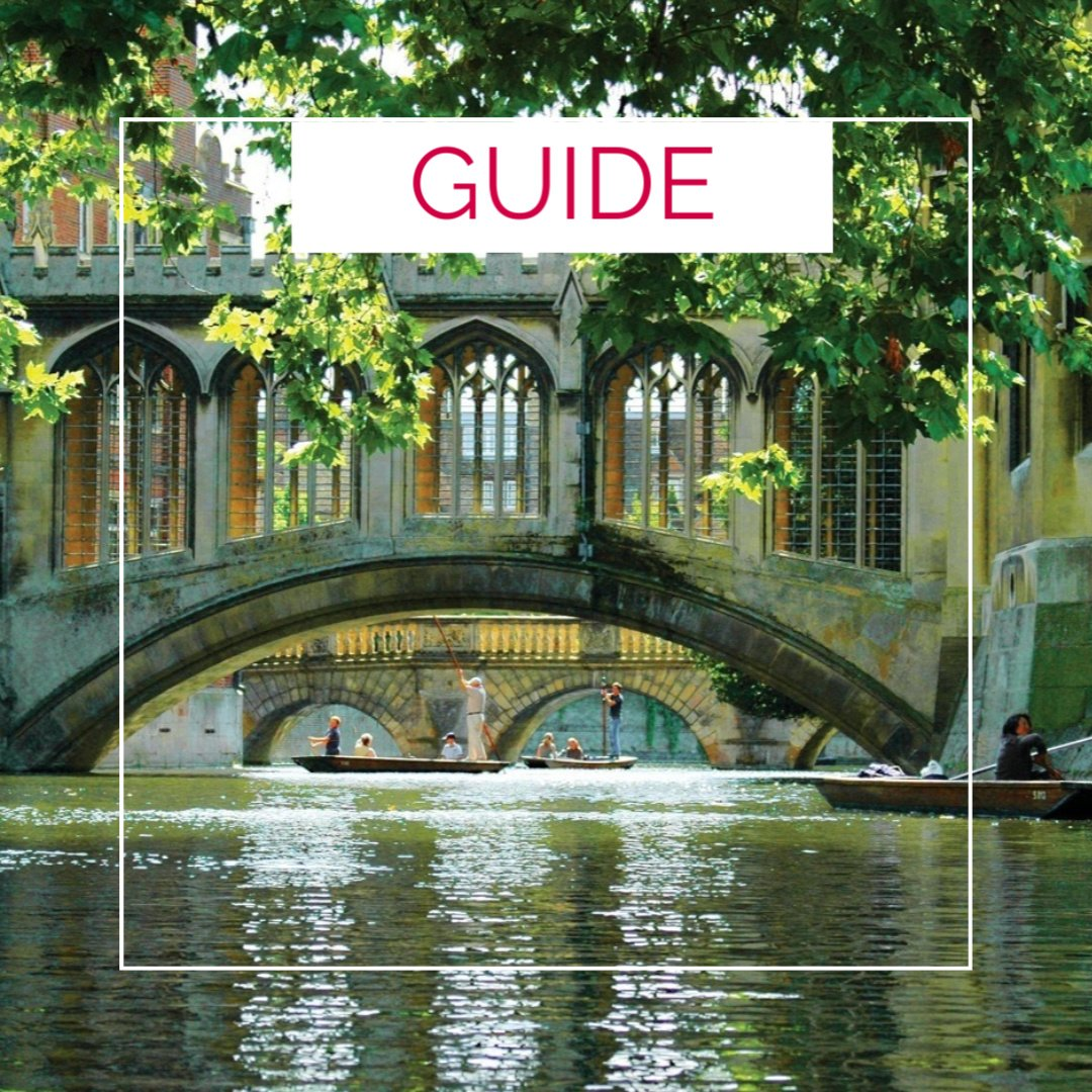 Cambridge food tour travel guide