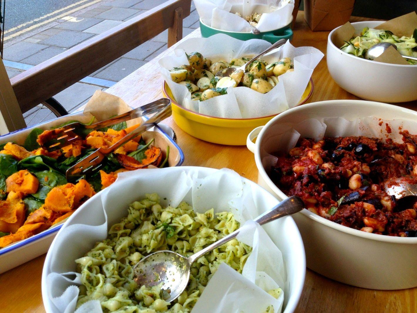 Garden Kitchen The Garden Kitchen Cambridge Food Tour