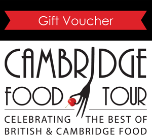 cambridge food tour gift vouchers