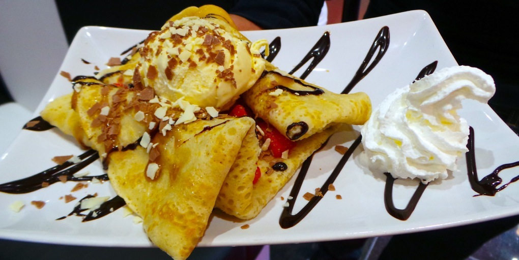 Entice crepes