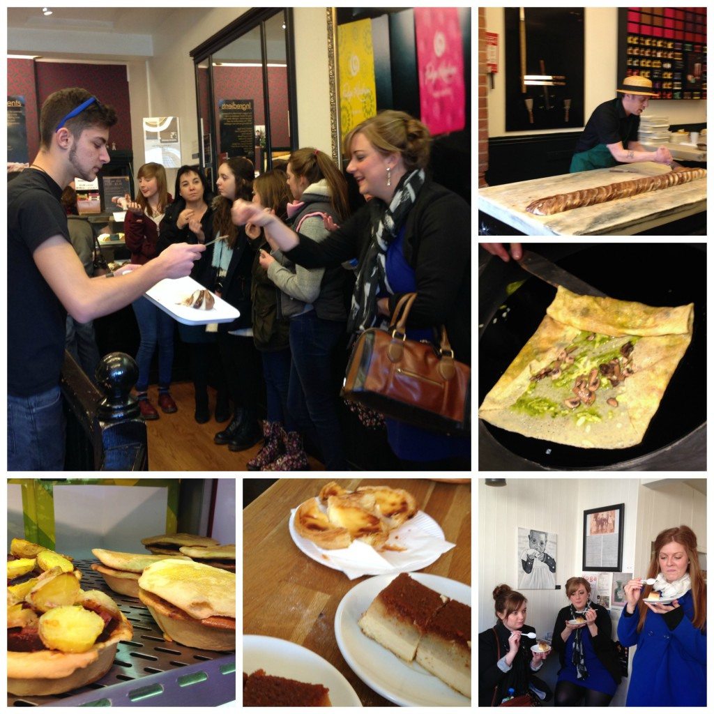Hen Party Food Tour with the Cambridge Food Tour
