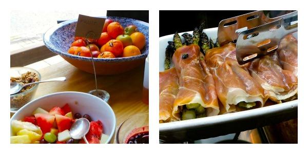 Garden kitchen collage 3