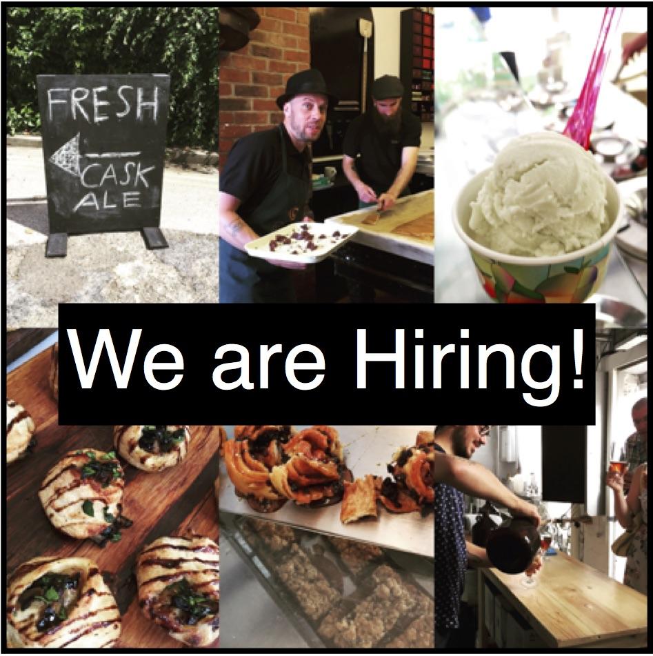 Cambridge Food Tour we are hiring!