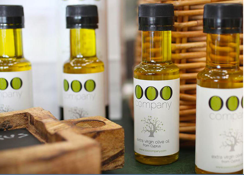 The OOO compaany extra virgin olive oil